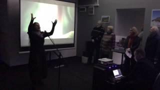 """Ольга Дзусова -  """"Баллада о детях большой медведицы"""" (live)"""