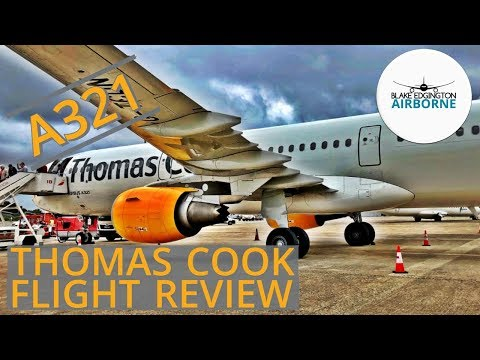 THOMAS COOK - What Can You Expect On Your Holiday Flight?