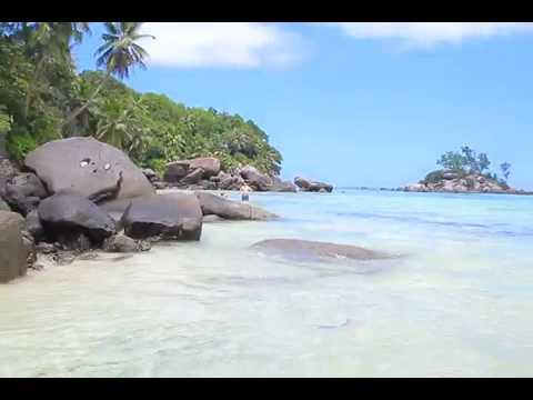 Anse royale beach mahe  Seychelles