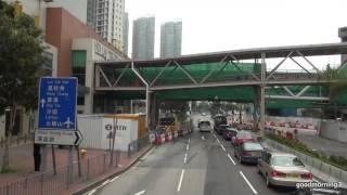 城巴丹尼士三叉戟空調十二米 hs7147 a21 紅磡站至機場地面運輸中心