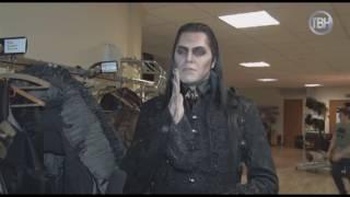 "Репортаж о мюзикле ""Бал Вампиров"" на телеканале ТВН"
