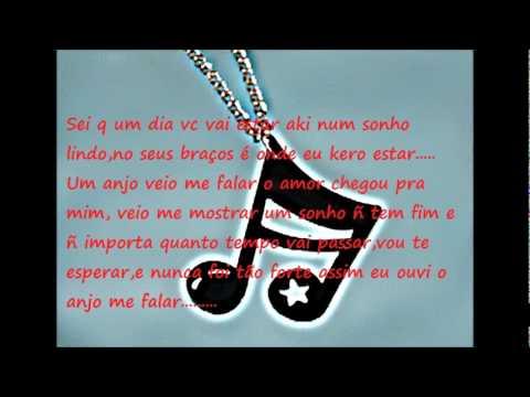 ROUGE FALAR ANJO MUSICA ME DE VEIO BAIXAR UM GRATIS