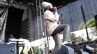 LUTAN FYAH (LIVE) UPPSALA REGGAE FESTIVAL 2009