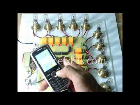 Home Automation using Digital Control without Microcontroller YouTube