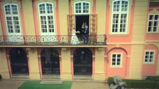 Свадьба в замке Добриш Марианны и Дмитрия с W & E.