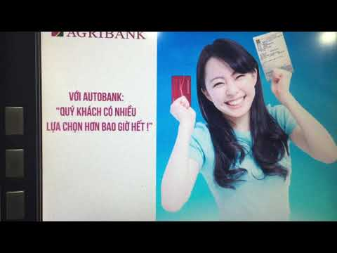 viettelpay: đổi PIN, rút tiền, chuyển khoản thẻ viettelpay tại atm agribank thế nào? | Foci