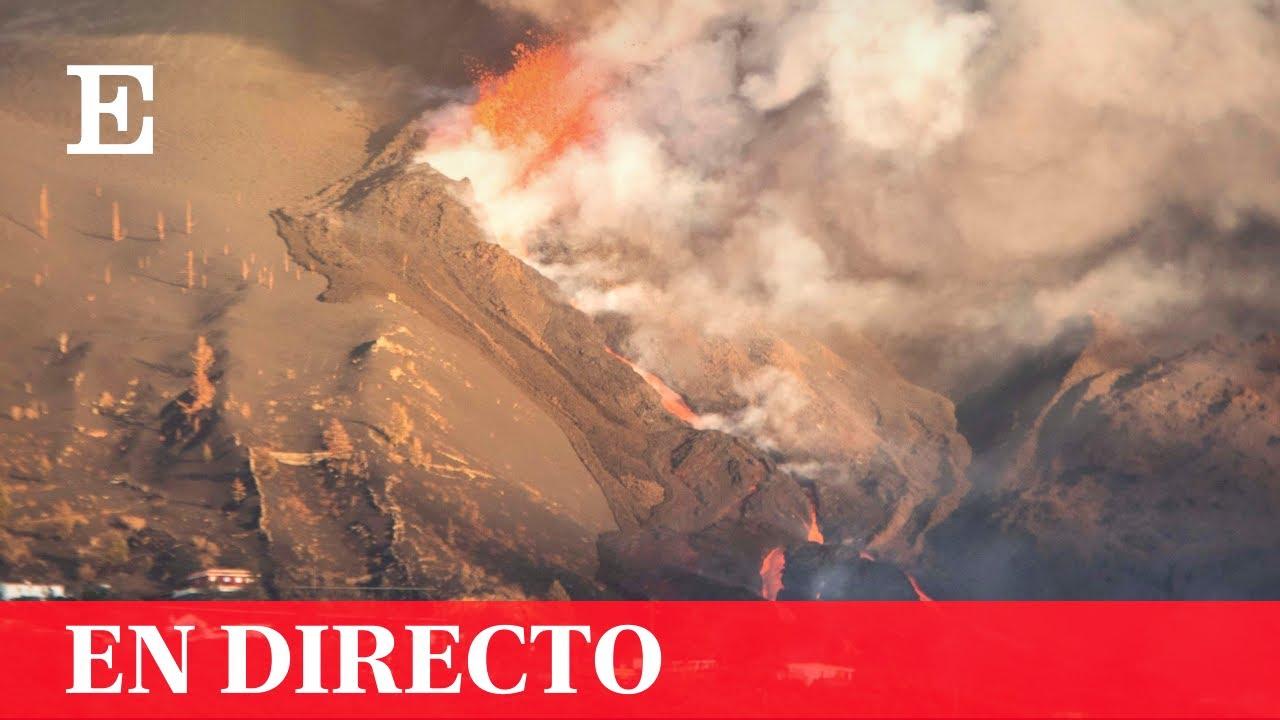 Download La Palma EN DIRECTO | Sigue la erupción del VOLCÁN de Cumbre Vieja