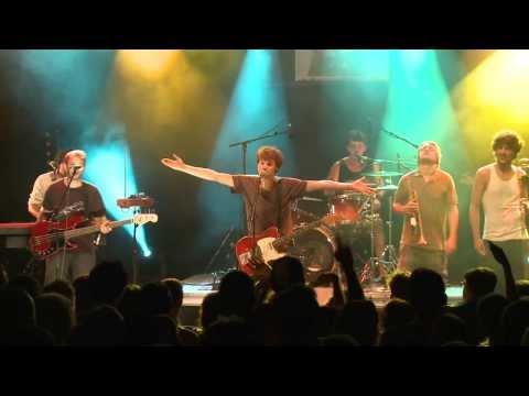 BARRIO POPULO - Ma Liberté / de Georges MOUSTAKI [LIVE 2013]