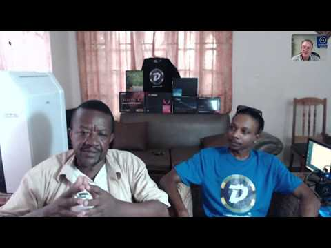 Jamaica DGB Interview: Donald & DelRoy