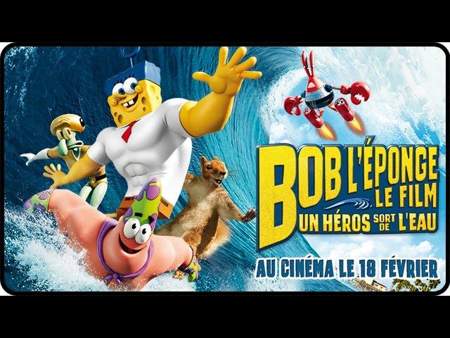 BOB L'ÉPONGE - bande-annonce cinéma [VF]