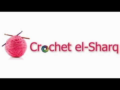 Learn crochet stitches (chain stitch)