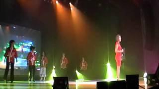 Kohaku Uta Gassen 2011 - For You - Maria Consuelo Pachas