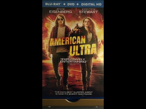 Movie Review 02 - American Ultra - Video Blog