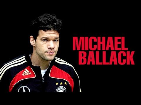 Michael Ballack - The Undisputed Midfield Genius