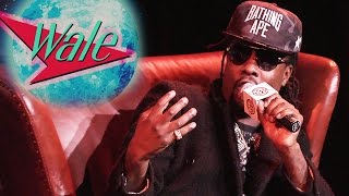 "WALE LIVE LISTENING PARTY - ""THE ALBUM ABOUT NOTHING"""