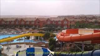Albatros Jungle Aqua Park Отель Египет, Сумасшедшие  водные горки.(http://vk.com/ivanuasdeutschland., 2013-05-30T12:00:43.000Z)