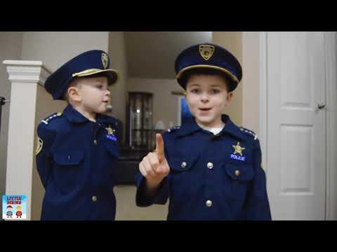 Paw Patrol Sub Patroller STOLEN hilarious skit with kids