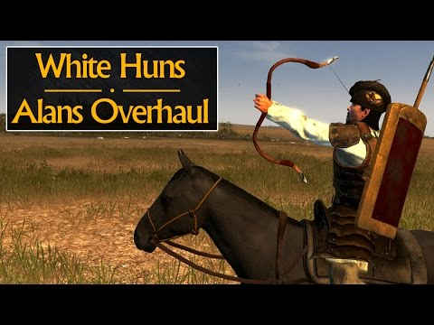total war attila white huns alans roster update free dlc