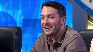 Jon Richardson Intros Part 1 - 8 Out Of 10 Cats Does Countdown