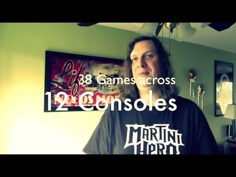 Recent Game Pickups - 38 Games