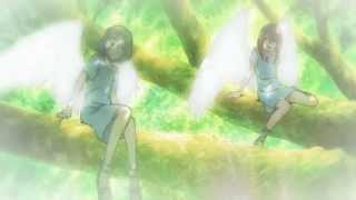 Galia & Kitty - Smile of an Angel (Cross-over/Sentimental/Story)
