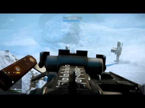 """Far Cry 4 - Sermon on the Mount: Himalaya Blizzerd Combat RPG-7 Acquired """"Critical Character Killed"""""""