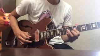 カーディガンズ、Sick & Tiredのギターソロを弾いてみました。 Gear:196...