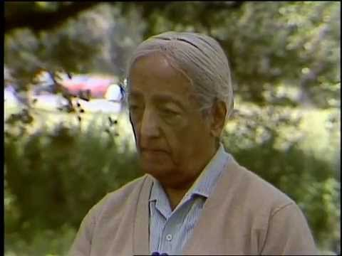Is there a difference between the brain and the mind | J. Krishnamurti