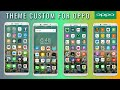 OPPO F5 - SIMPLE iOS 11 . THeme