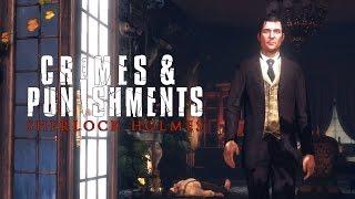 УКРАЇНЦІ ТЕЖ ВМІЮТЬ РОБИТИ ІГРИ | Sherlock Holmes: Crimes & Punishments - перший погляд