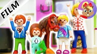 Playmobil Film Polski | KOŃ w luksusowej willi u Rodziny Wróblewskich | Nowe zwierzę domowe?