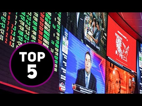 Lay Your Weary Money To Rest | Top 5 Sports Books In Las Vegas | Poker Central