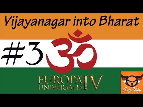 EU4 - Vijayanagar into Bharat achievementrun - ep3