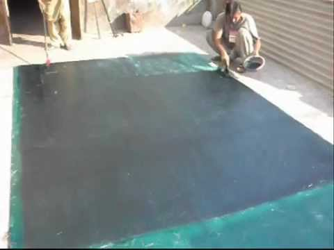 Fiberglass Sheet Making Youtube