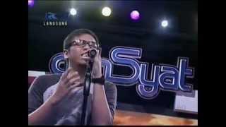 Sammy Simorangkir - Kesedihanku (dahsyat 27 Maret 2012)