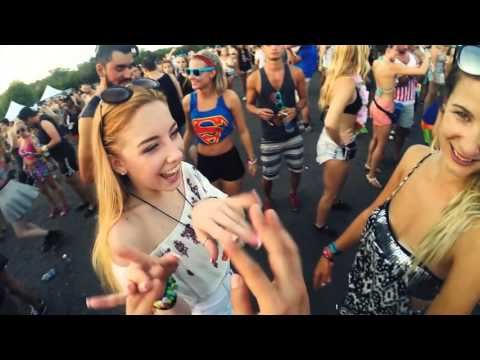 Funny EDM & Rave Moments 2016 / Amazing Win #1