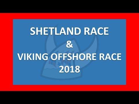 Pantaenius Shetland Race & Viking Offshore Race 2018