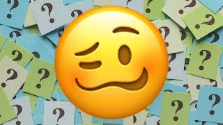 The Internet Can't Figure Out What This New Emoji Means
