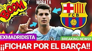 ¡¡MADRIDISTA SE OFRECE A JUGAR EN EL BARÇA!! ¡¡ÚLTIMA HORA!! FC BARCELONA NOTICIAS