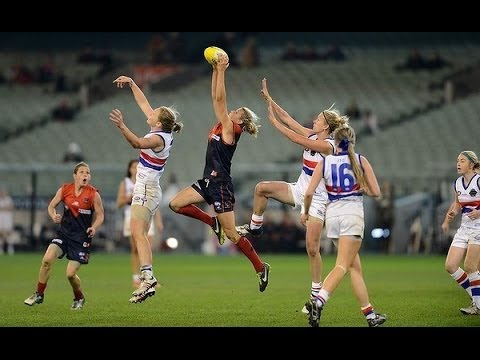 AFL Women's Exhibition Game   MCG