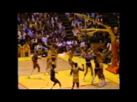 Alvan Adams 1980 WCSF Game 1