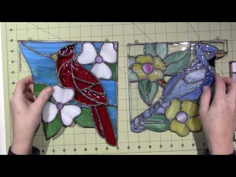 Inspiration and stained glass
