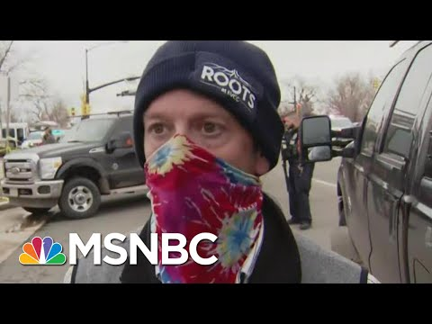 Witness Describes Colorado Grocery Store Shooting Scene | The Beat With Ari Melber | MSNBC