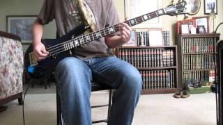 Steven Wilson - Only Child Bass Cover