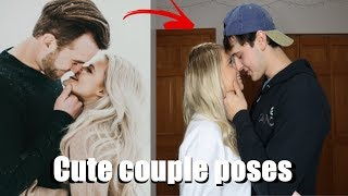 RECREATING CUTE COUPLE POSES!!