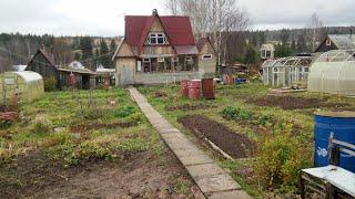 Как я строил бревенчатый дом своими руками(, 2017-02-09T17:20:21.000Z)