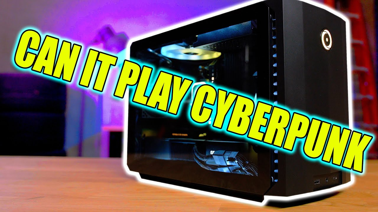 Cyberpunk 2077 never stood a chance against this PC! Gaming PC Giveaway!