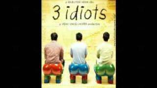 Gambar cover 3 Idiots Aal Izz Well (Remix) Sonu Nigam, Swanand Kirkire & Shaan