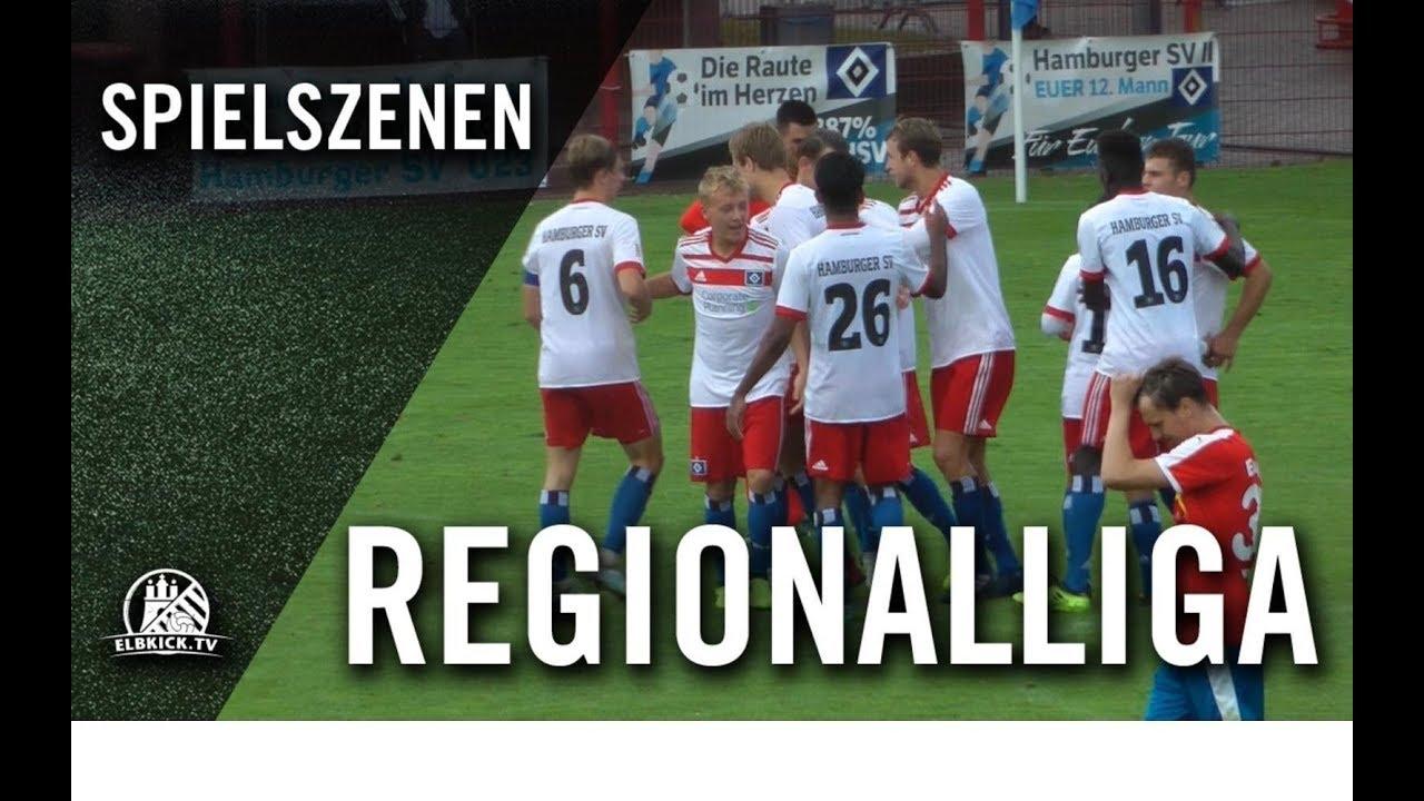 Hamburger SV II - Eutin 08 (7. Spieltag, Regionalliga Nord) #1