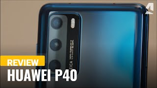 Huawei P40 full review